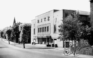 Ritz cinema 1955