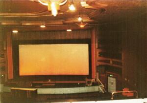 ABC Ritz screen  late 70s