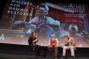 Wallace and Gromit Restored